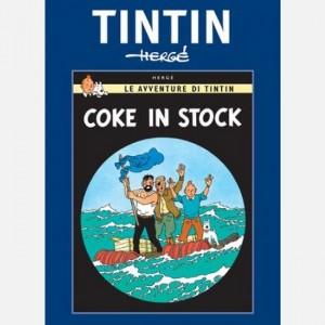 La grande avventura a fumetti di Tintin Coke in stock
