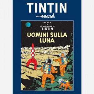 La grande avventura a fumetti di Tintin Uomini sulla Luna