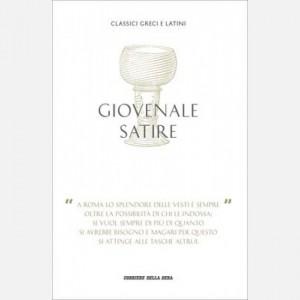 Classici greci e latini Giovenale, Satire