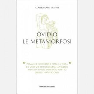 Classici greci e latini Ovidio, Le metamorfosi