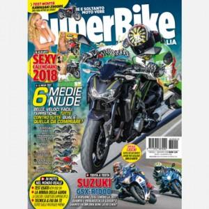 SuperBike Italia Gennaio 2018 + Sexy Calendario 2018