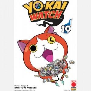 Yo-Kai Watch Manga Monster N° 10