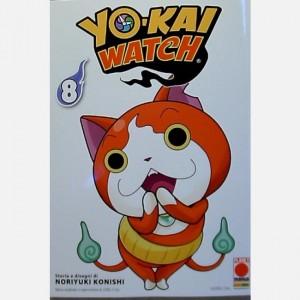 Yo-Kai Watch Manga Monster N° 8
