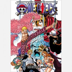 One Piece Operazione dreessrosa o.s.s.