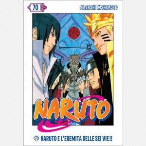 Naruto Naruto e l'eremita delle sei vie