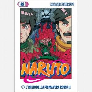 Naruto Masashi Kishimoto, L'inizio della primavera rossa
