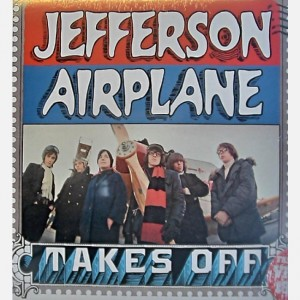 Blues in Vinile Jefferson Airplane, Take Off