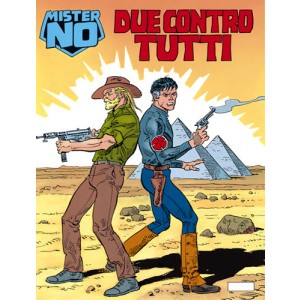 Mister No - N° 195 - Due Contro Tutti - Bonelli Editore