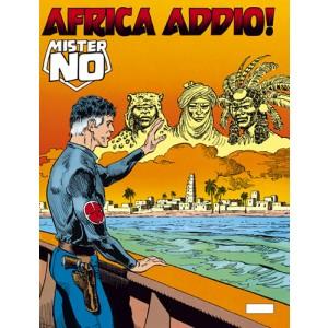 Mister No - N° 196 - Africa Addio! - Bonelli Editore