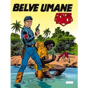 Mister No - N° 198 - Belve Umane - Bonelli Editore