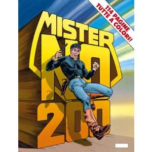 Mister No - N° 200 - Mister No 200: I Sette Del Santa Cruz - Bonelli Editore