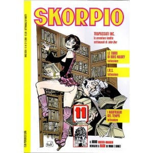 Skorpio Anno 33 - N° 44 - Skorpio 2009 44 - Skorpio Editoriale Aurea