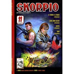 Skorpio Anno 34 - N° 27 - Skorpio 2010 27 - Skorpio Editoriale Aurea