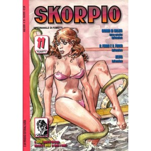 Skorpio Anno 34 - N° 36 - Skorpio 2010 36 - Skorpio Editoriale Aurea
