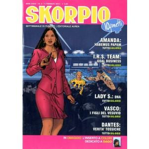 Skorpio Anno 39 - N° 5 - Skorpio 2015 5 - Skorpio Editoriale Aurea