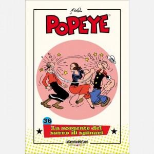 Popeye La sorgente del succo di spinaci