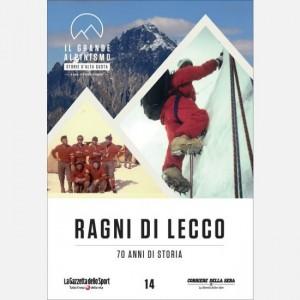 Il grande alpinismo - Storie d'alta quota (DVD) Ragni