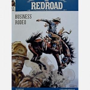 Gli albi del West - Redroad Business Rodeo