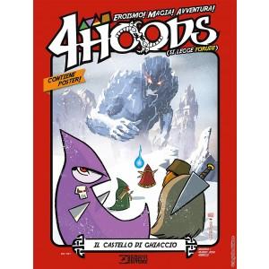 4Hoods - N° 1 - Il Castello Di Ghiaccio - Bonelli Editore