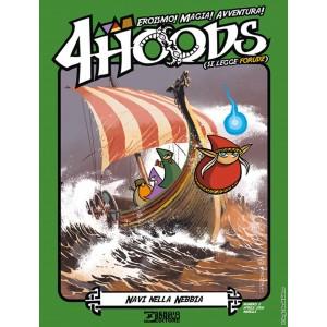 4Hoods - N° 2 - Navi Nella Nebbia - Bonelli Editore
