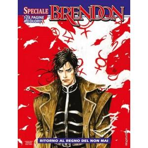 Brendon Speciale - N° 14 - Ritorno Al Regno Del Non Mai - Bonelli Editore