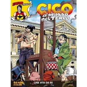 Cico A Spasso Nel Tempo - N° 5 - Una Vita Da Re - Bonelli Editore
