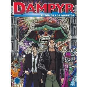 Dampyr - N° 212 - El Dia De Los Muertos - Bonelli Editore