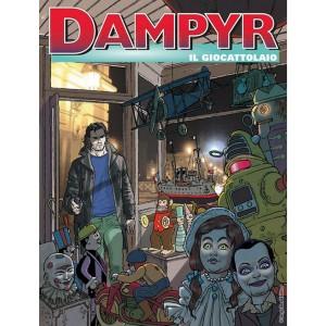 Dampyr - N° 214 - Il Giocattolaio - Bonelli Editore