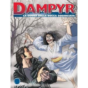 Dampyr - N° 216 - La Donna Dalla Bocca Squarciata - Bonelli Editore