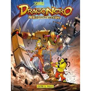 Dragonero Adventures - N° 4 - Oltre Il Vallo/Il Bruco Vorace - Bonelli Editore