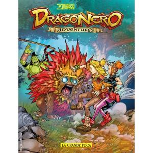 Dragonero Adventures - N° 5 - La Grande Fuga - Bonelli Editore