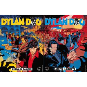 Dylan Dog - N° 371 - Arriva Il Dampyr - Bonelli Editore