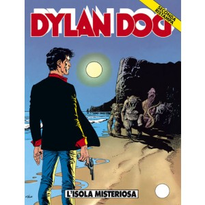 Dylan Dog 2 Ristampa - N° 23 - L'Isola Misteriosa - Bonelli Editore