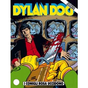 Dylan Dog 2 Ristampa - N° 24 - I Conigli Rosa Uccidono - Bonelli Editore