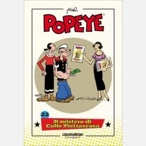 Popeye Il mistero di Colle Pietrascura