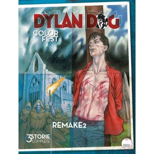 Dylan Dog Color Fest - N° 22 - Remake 2 - Bonelli Editore