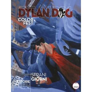 Dylan Dog Color Fest - N° 24 - Strani Giorni - Bonelli Editore