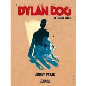 Dylan Dog Di Tiziano Sclavi - N° 3 - Johnny Freak - Bonelli Editore
