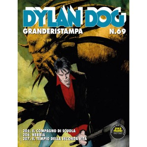Dylan Dog Grande Ristampa - N° 69 - Dylan Dog Granderistampa Nâ°69 - Bonelli Editore