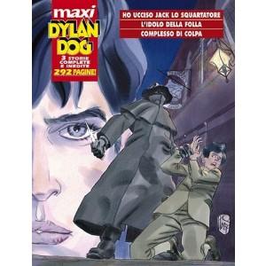 Dylan Dog Maxi - N° 2 - Ho Ucciso Jack Lo Squartatore/Idolo Della Folla - Bonelli Editore
