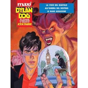Dylan Dog Maxi - N° 5 - Voce Del Diavolo/All'Ombra Del Destino/Mani Assass - Bonelli Editore
