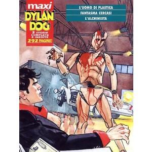 Dylan Dog Maxi - N° 7 - Uomo Di Plastica/Fantasma Cercasi/Alchimista - Bonelli Editore