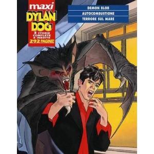 Dylan Dog Maxi - N° 8 - Demon Blob / Autocombustione / Terrore Sul Mare - Bonelli Editore