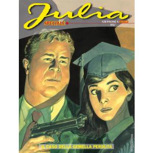 Julia Speciale - N° 3 - Il Caso Della Gemella Perduta - Bonelli Editore