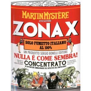 Martin Mystere Maxi - N° 8 - Nulla E' Come Sembra - Zona X Bonelli Editore