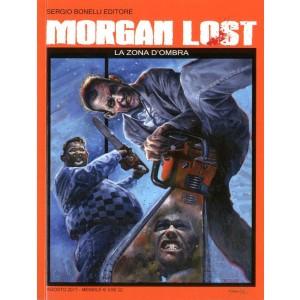 Morgan Lost (M24) - N° 23 - L'Orizzonte Degli Eventi - Bonelli Editore