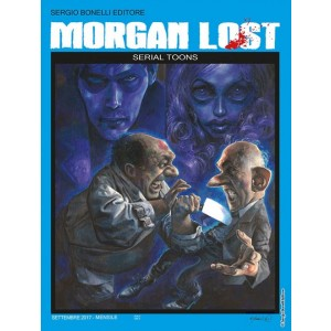 Morgan Lost (M24) - N° 24 - Serial Toons - Bonelli Editore