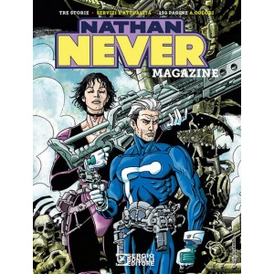 Nathan Never Magazine - N° 3 - 2017 - Bonelli Editore