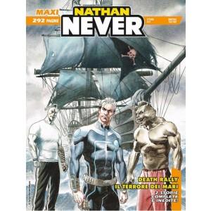 Nathan Never Maxi - N° 14 - Nathan Never Maxi - Bonelli Editore