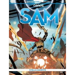 Orfani - N° 44 - Stella Cadente - Sam Bonelli Editore
